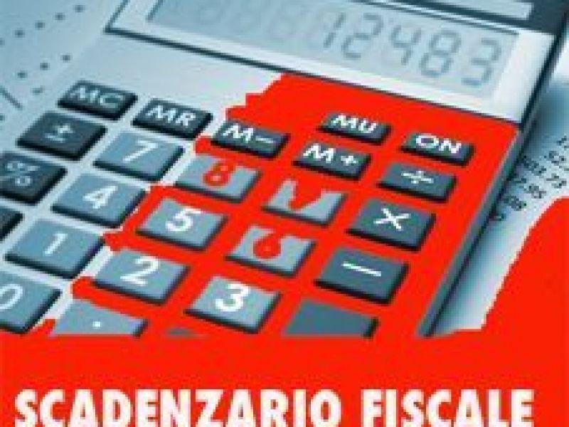 Calendario Fiscale 2019.Studio Luigi Bianchi Notizie